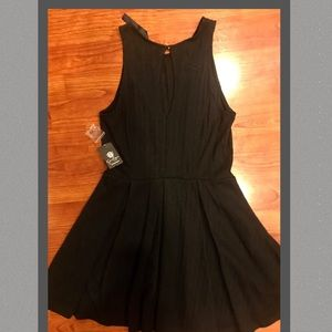 NWT Jessica Simpson little black dress.